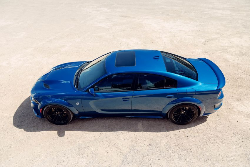 2020 Dodge Charger update includes a widebody kit Image #979425