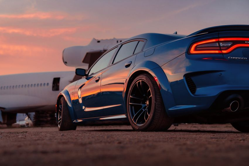2020 Dodge Charger update includes a widebody kit Image #979426