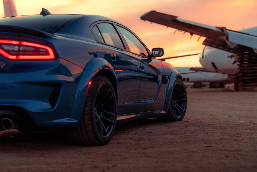 2020 Dodge Charger update includes a widebody kit Image #979427