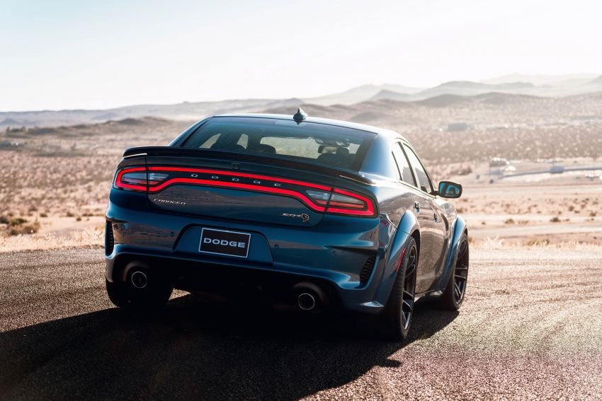2020 Dodge Charger update includes a widebody kit Image #979408