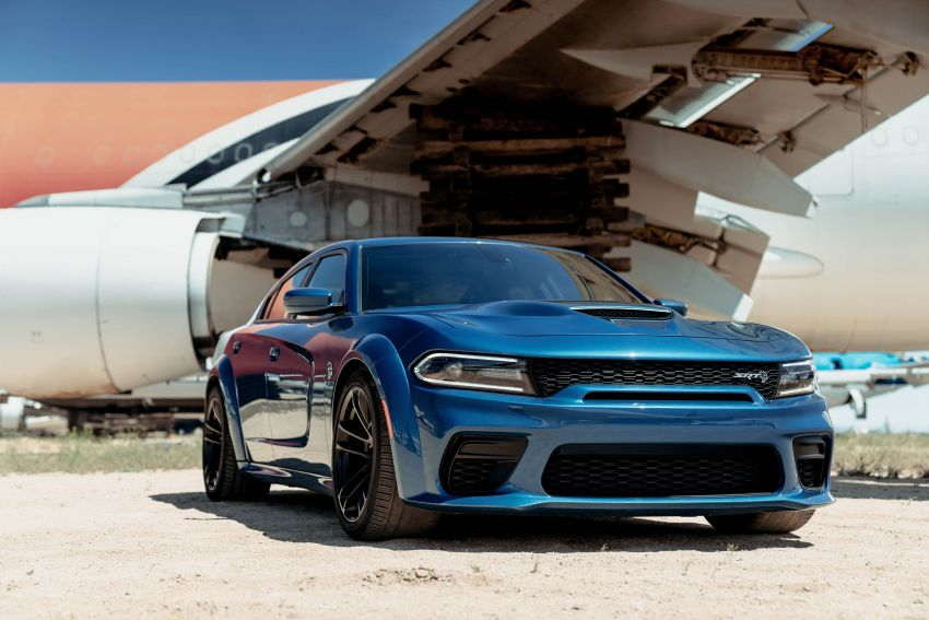 2020 Dodge Charger update includes a widebody kit Image #979431