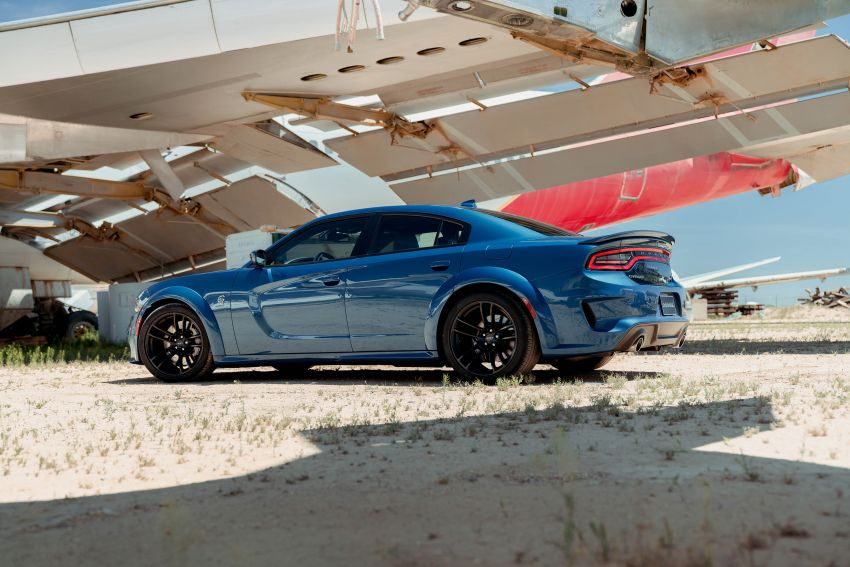 2020 Dodge Charger update includes a widebody kit Image #979434