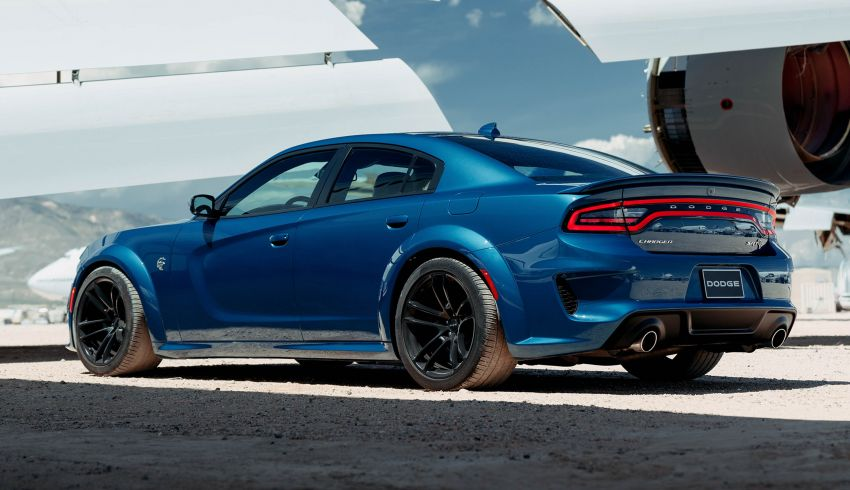 2020 Dodge Charger update includes a widebody kit Image #979437
