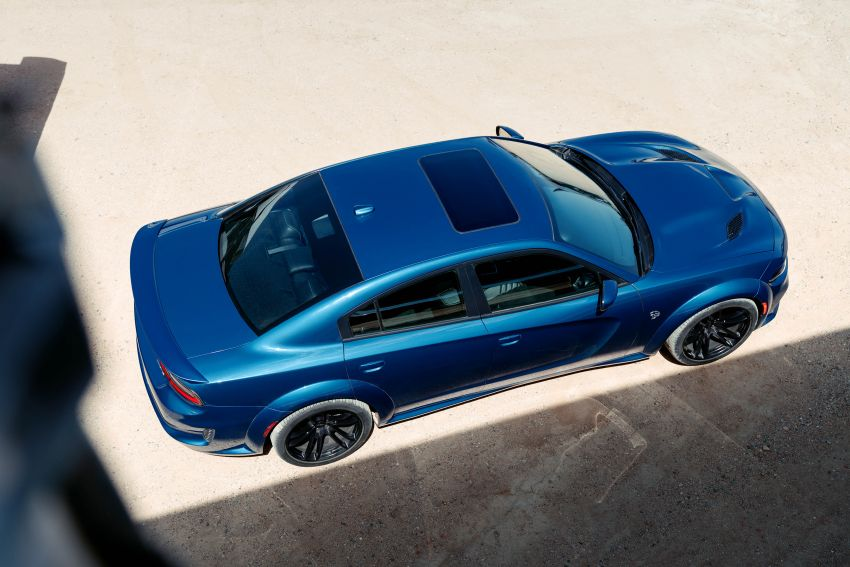 2020 Dodge Charger update includes a widebody kit Image #979439