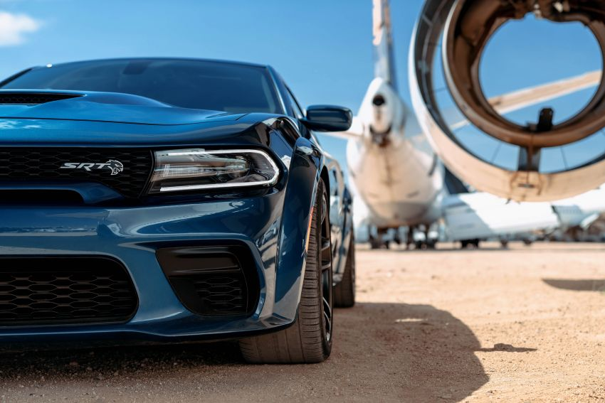 2020 Dodge Charger update includes a widebody kit Image #979440