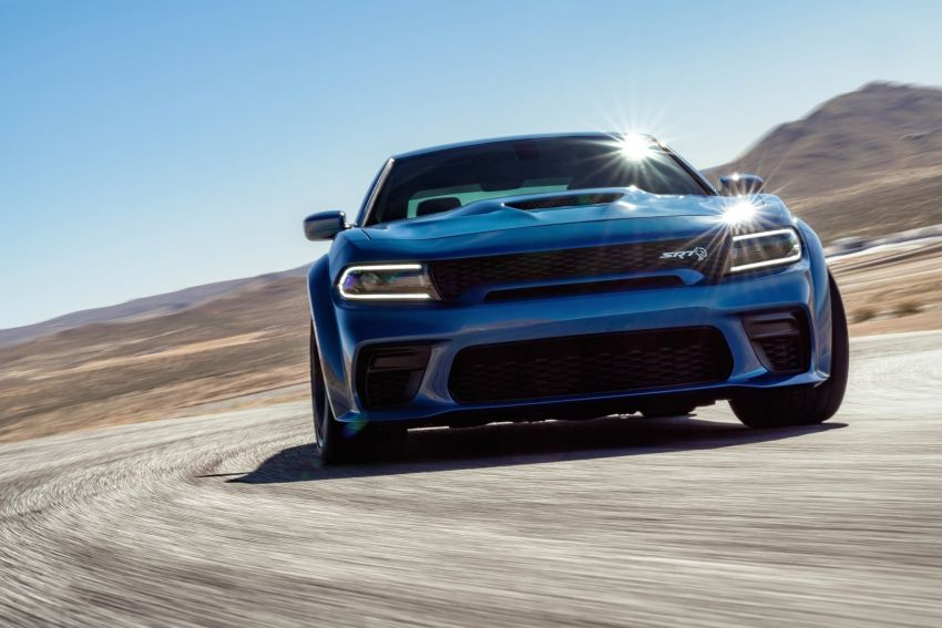 2020 Dodge Charger update includes a widebody kit Image #979409