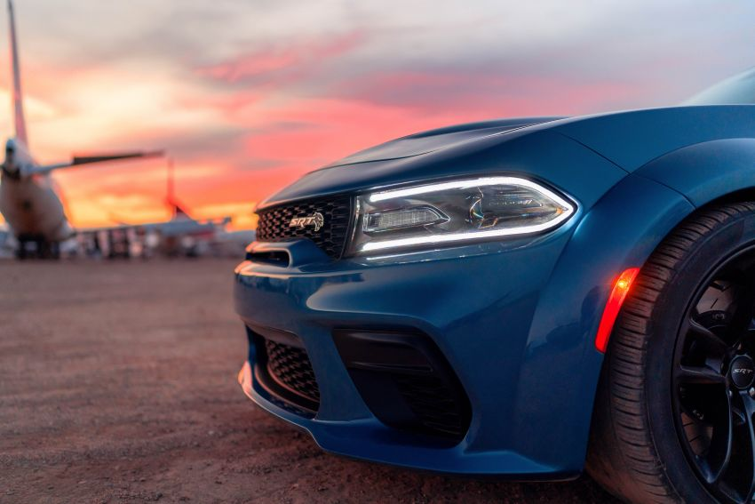 2020 Dodge Charger update includes a widebody kit Image #979449