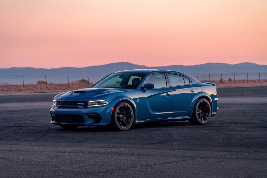 2020 Dodge Charger update includes a widebody kit Image #979453