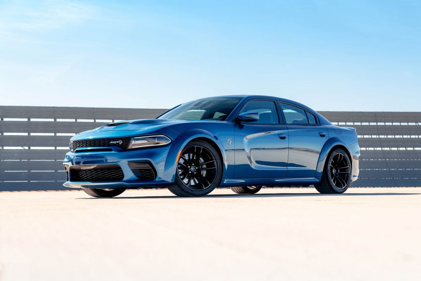 2020 Dodge Charger update includes a widebody kit Image #979410