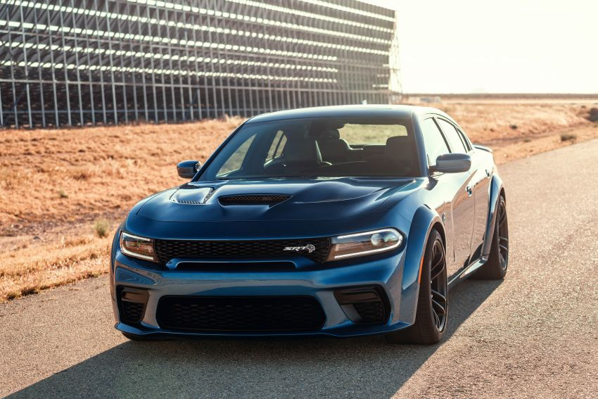 2020 Dodge Charger update includes a widebody kit Image #979455