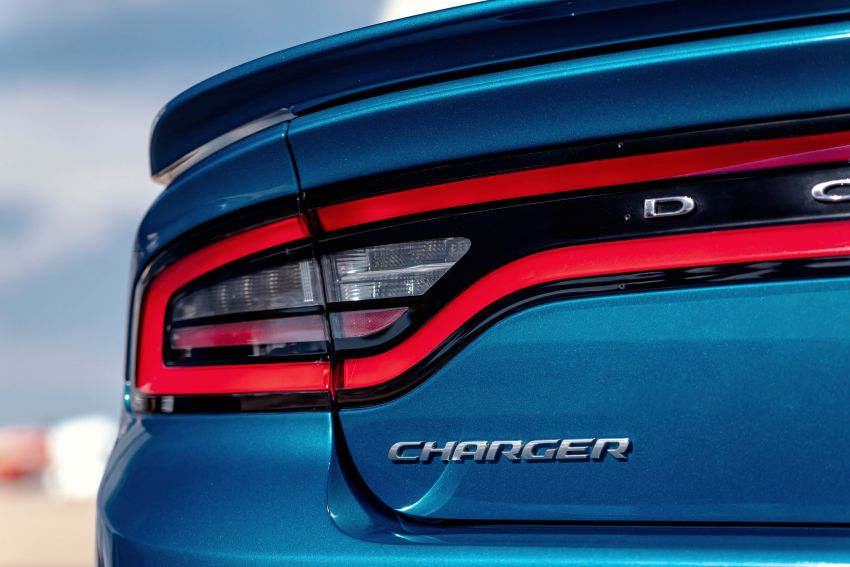 2020 Dodge Charger update includes a widebody kit Image #979463