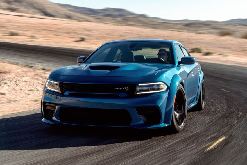 2020 Dodge Charger update includes a widebody kit Image #979464