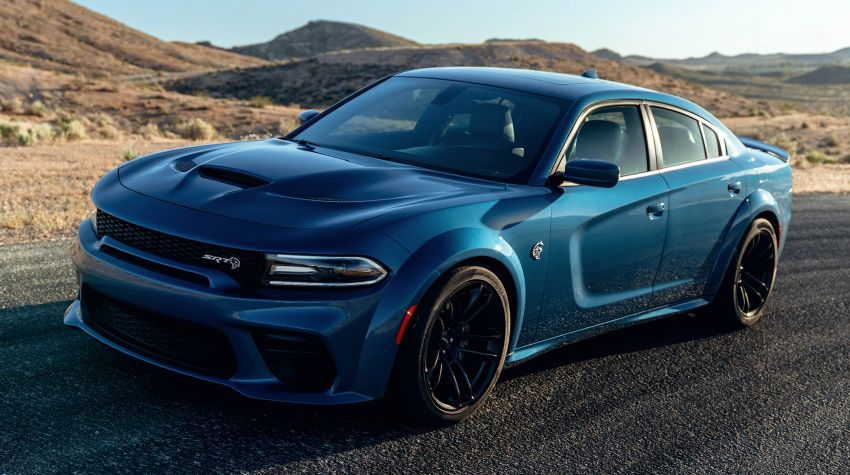 2020 Dodge Charger update includes a widebody kit Image #979411