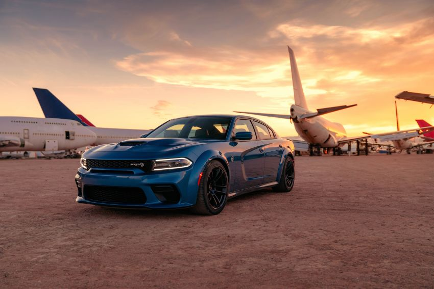 2020 Dodge Charger update includes a widebody kit Image #979465