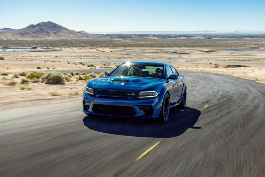 2020 Dodge Charger update includes a widebody kit Image #979466