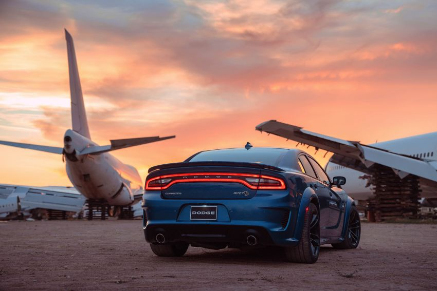 2020 Dodge Charger update includes a widebody kit Image #979469