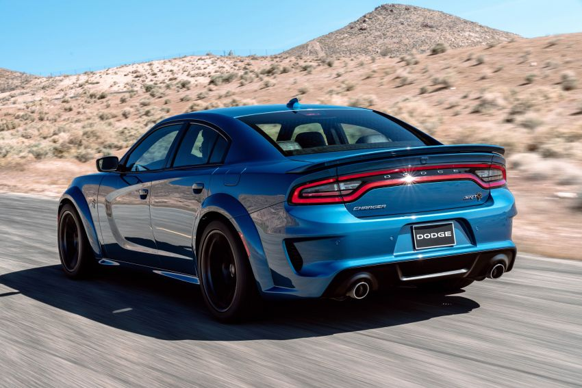 2020 Dodge Charger update includes a widebody kit Image #979471