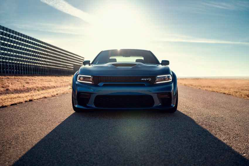 2020 Dodge Charger update includes a widebody kit Image #979472