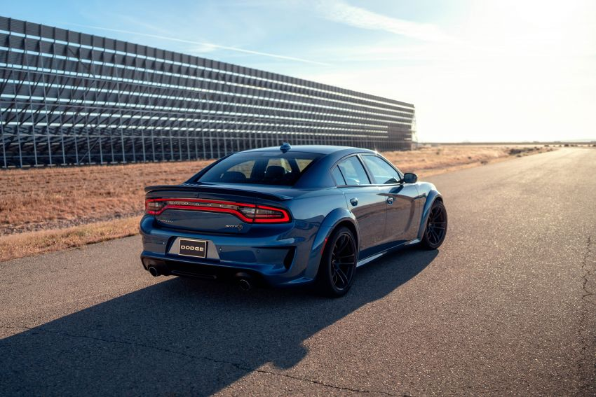 2020 Dodge Charger update includes a widebody kit Image #979473