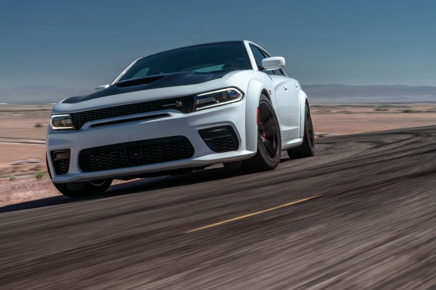 2020 Dodge Charger update includes a widebody kit Image #979514