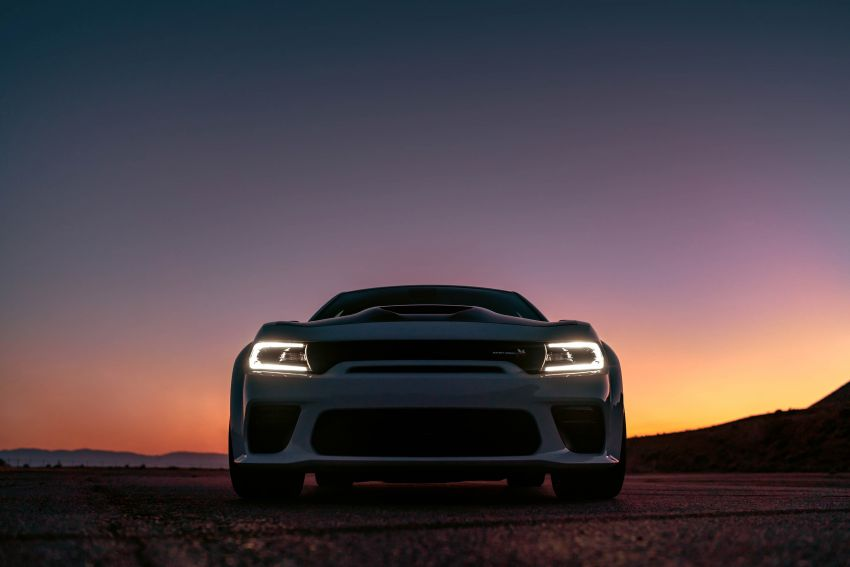 2020 Dodge Charger update includes a widebody kit Image #979531