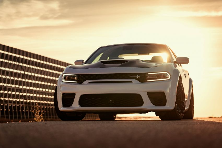 2020 Dodge Charger update includes a widebody kit Image #979532