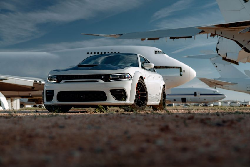 2020 Dodge Charger update includes a widebody kit Image #979533