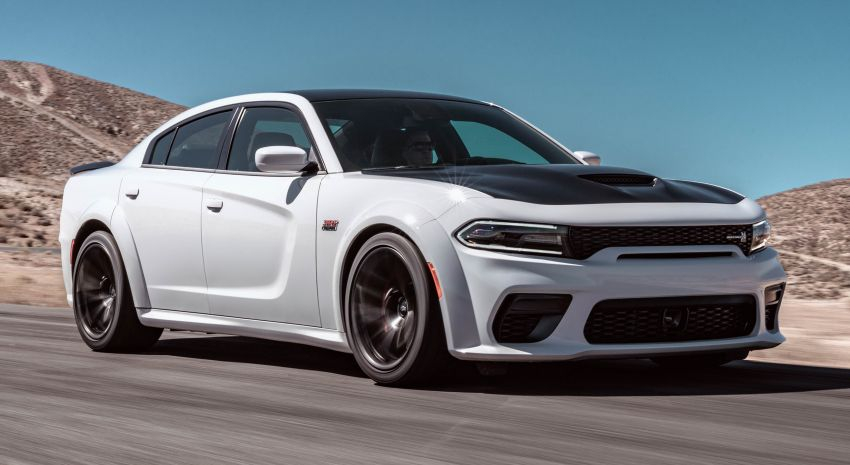 2020 Dodge Charger update includes a widebody kit Image #979534