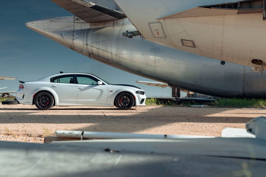 2020 Dodge Charger update includes a widebody kit Image #979535