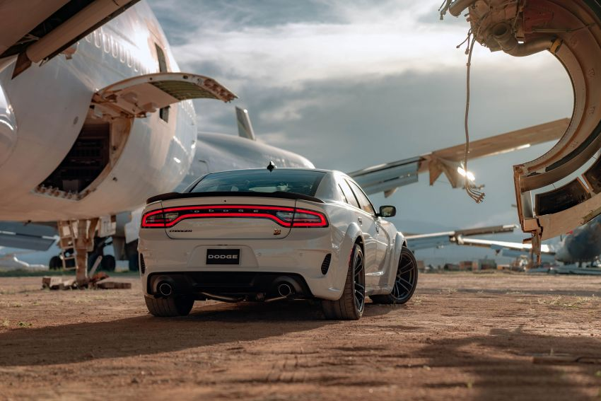 2020 Dodge Charger update includes a widebody kit Image #979536