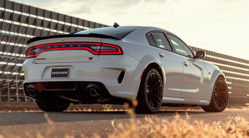 2020 Dodge Charger update includes a widebody kit Image #979537