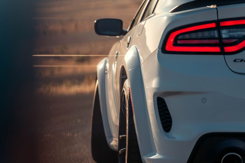 2020 Dodge Charger update includes a widebody kit Image #979539