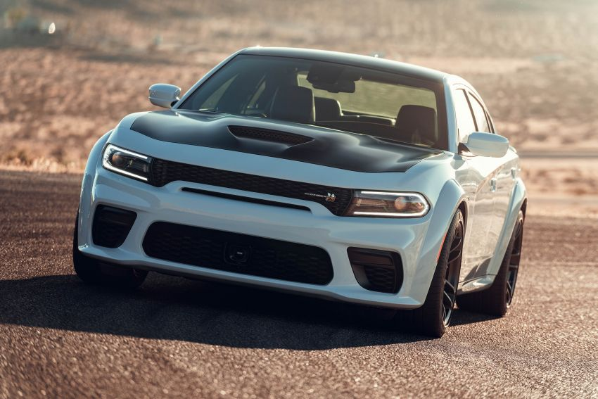 2020 Dodge Charger update includes a widebody kit Image #979517