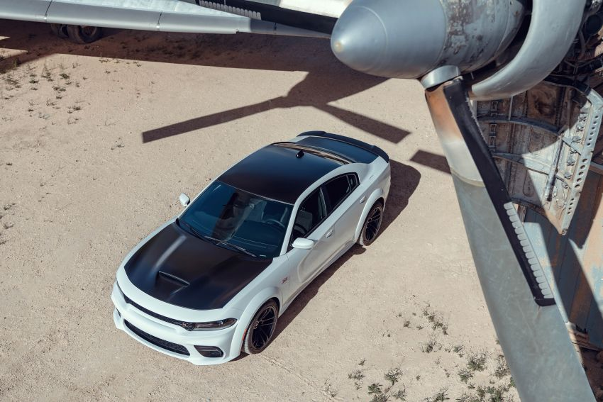 2020 Dodge Charger update includes a widebody kit Image #979543
