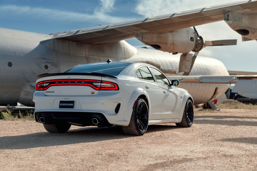2020 Dodge Charger update includes a widebody kit Image #979544