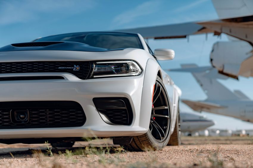 2020 Dodge Charger update includes a widebody kit Image #979546