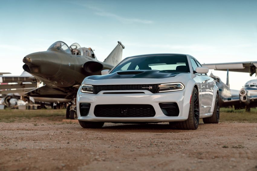 2020 Dodge Charger update includes a widebody kit Image #979547