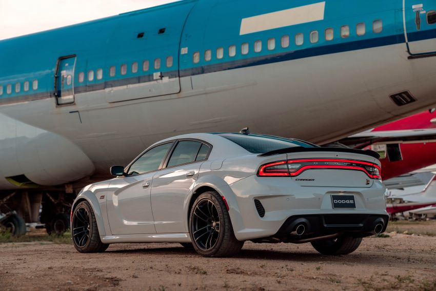 2020 Dodge Charger update includes a widebody kit Image #979548