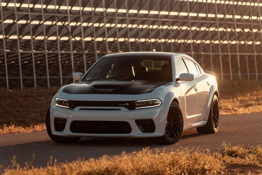 2020 Dodge Charger update includes a widebody kit Image #979518