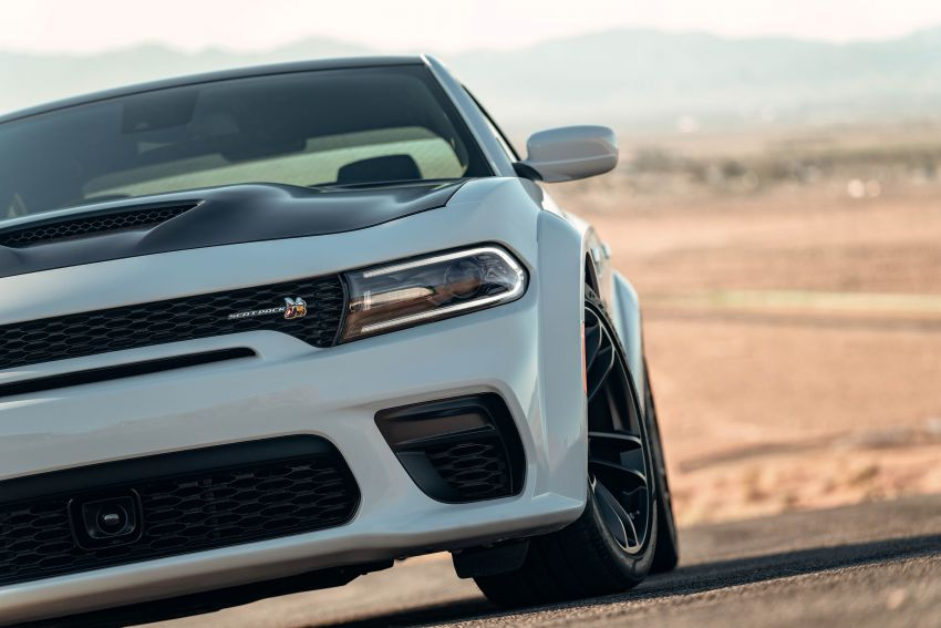 2020 Dodge Charger update includes a widebody kit Image #979553