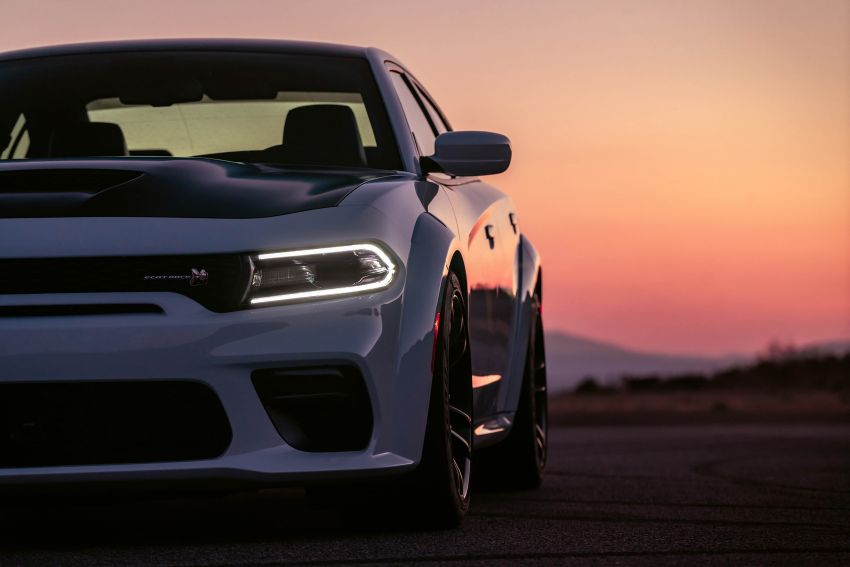 2020 Dodge Charger update includes a widebody kit Image #979556