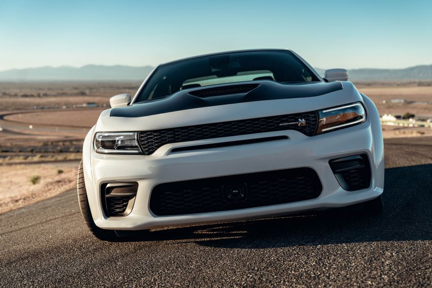 2020 Dodge Charger update includes a widebody kit Image #979557