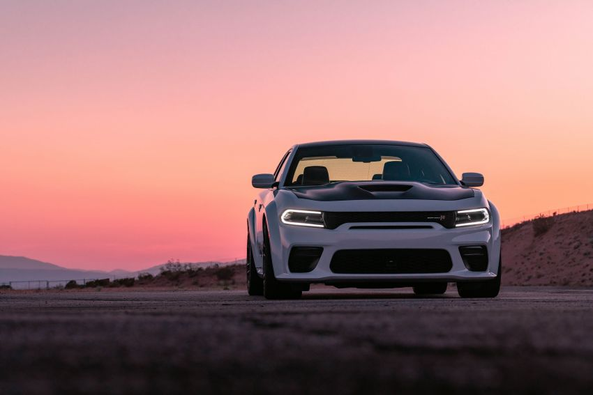 2020 Dodge Charger update includes a widebody kit Image #979521