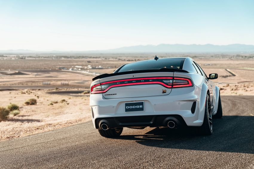 2020 Dodge Charger update includes a widebody kit Image #979561