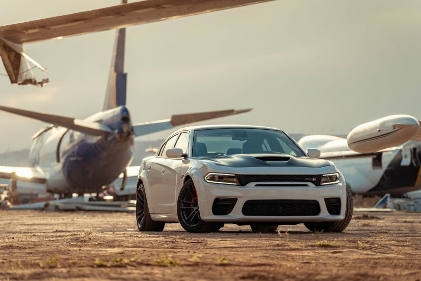 2020 Dodge Charger update includes a widebody kit Image #979565