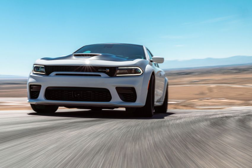 2020 Dodge Charger update includes a widebody kit Image #979573