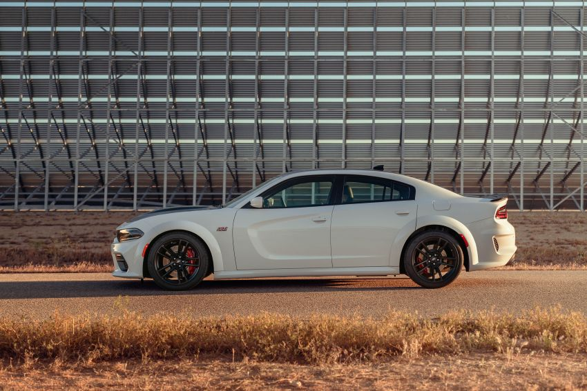 2020 Dodge Charger update includes a widebody kit Image #979523