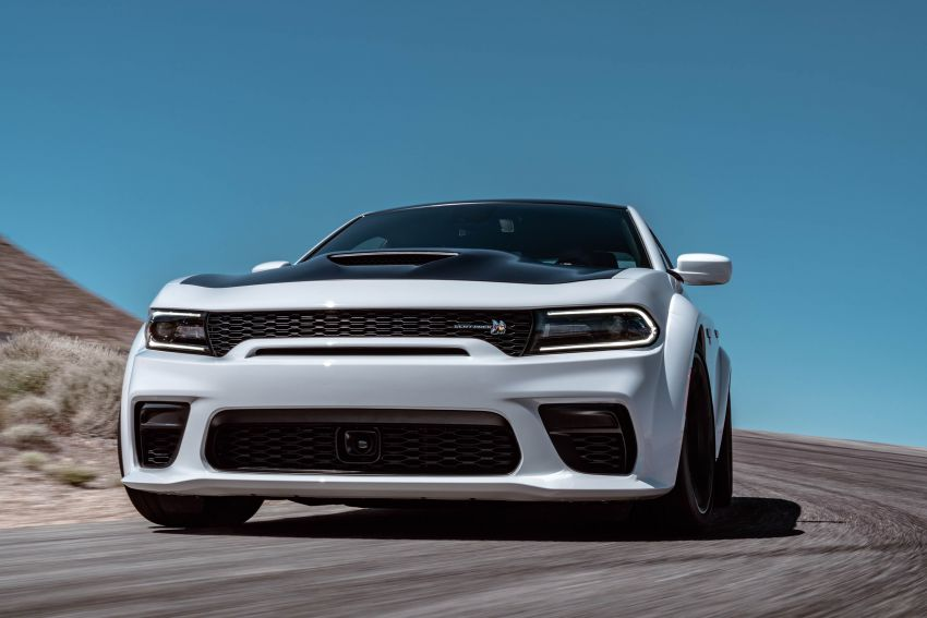 2020 Dodge Charger update includes a widebody kit Image #979575
