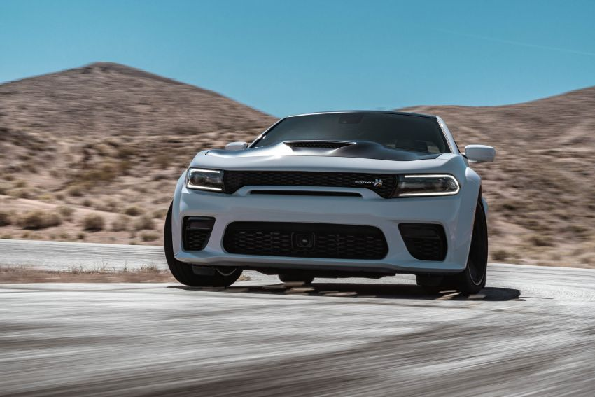 2020 Dodge Charger update includes a widebody kit Image #979577