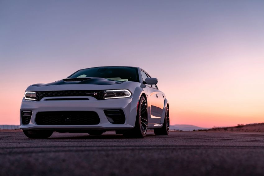 2020 Dodge Charger update includes a widebody kit Image #979579